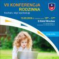 Zaproszenie VII Konferencja Rodzinna :: Kocham, więc wychowuję